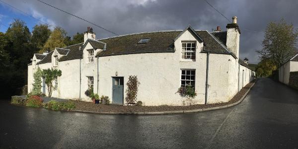 Old Blair hamlet