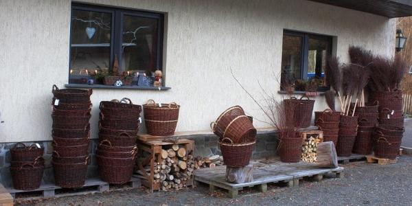 Korbflechterei Heinrich in Hohenölsen