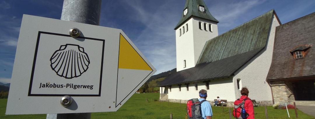 Way of St. James in Oberallgaeu