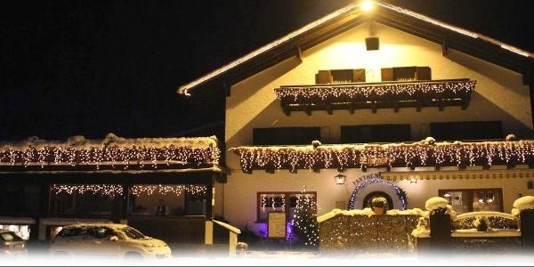 Partenerhof im Winter