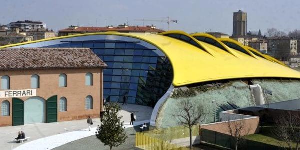 MODENA Casa e museo Enzo Ferrari