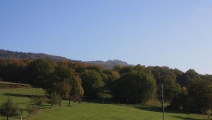 Blick von der Juraweid zur Gisliflue.