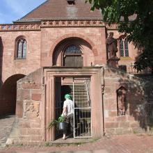 Mainansicht Pfarrkirche
