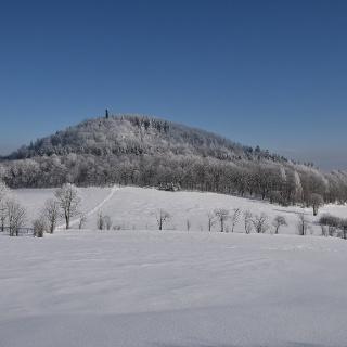 Geisingberg im Winter