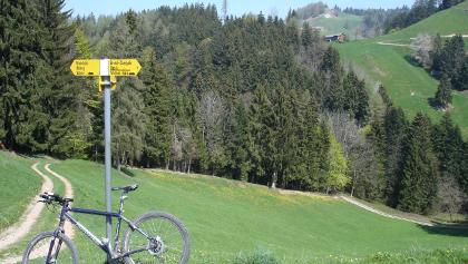 Über Hügel und Täler - das ist das Appenzell