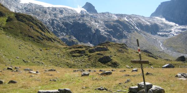Alp Sura Piz Medel