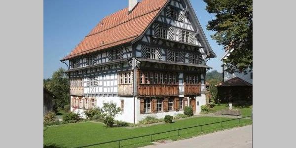 Altes Radhaus im Weiler Schwänberg bei Herisau