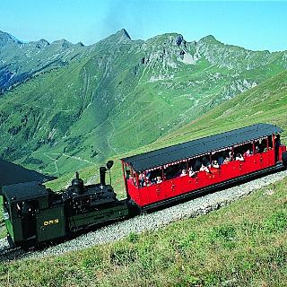 Die Brienz-Rothorn-Bahn