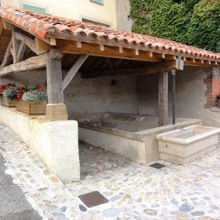 Revel-Tourdan: Dorfbrunnen