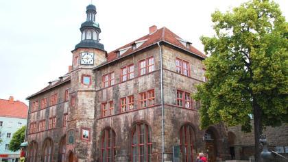 Nordhausen: Rathaus