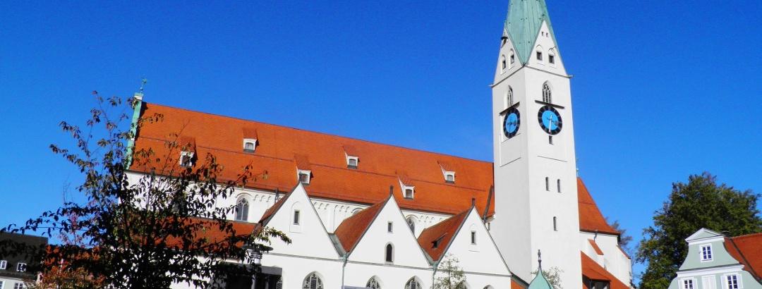 Kempten: Sankt Mang Kirche
