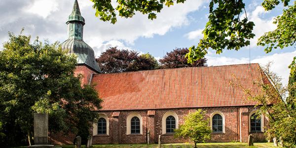 St. Marienkirche, Loxstedt, südliches Cuxland