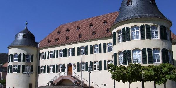 Das Schloss in Bad Bergzabern