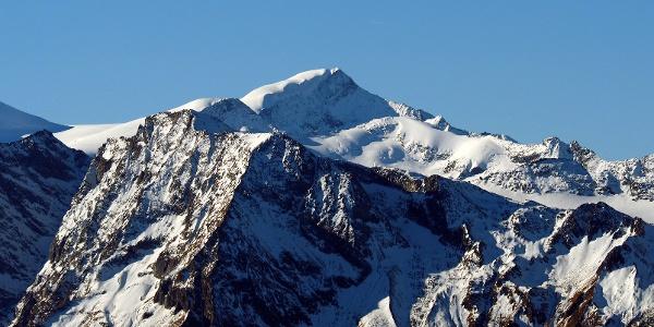 Großvenediger vom Grat~2200m