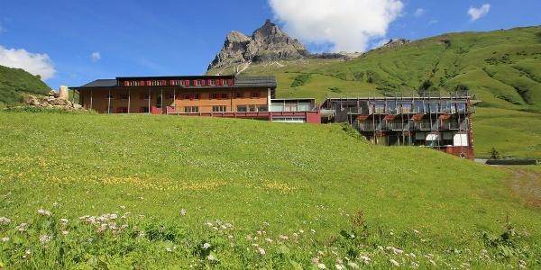 Sommer Hotel Adler Warth Arlberg