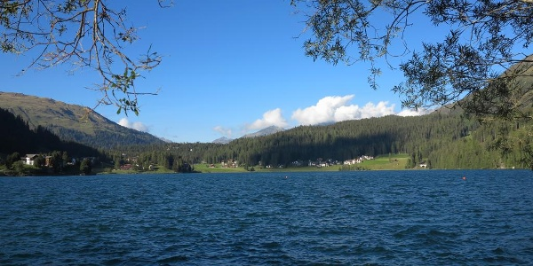 Davosersee.