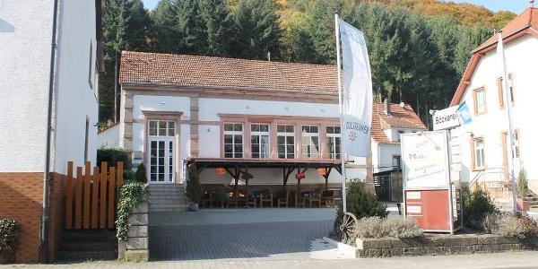 Café Veldenzer Mühle, Ansicht 1