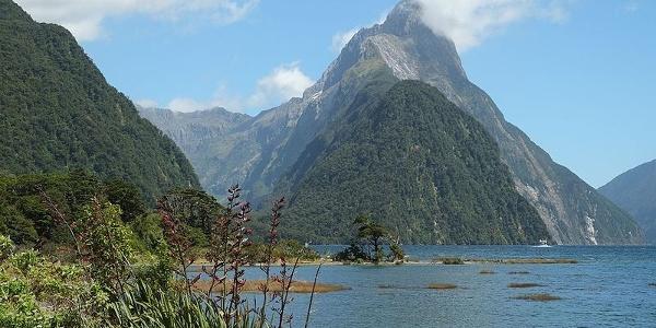 Mitre Peak, Milford Sound's highest point