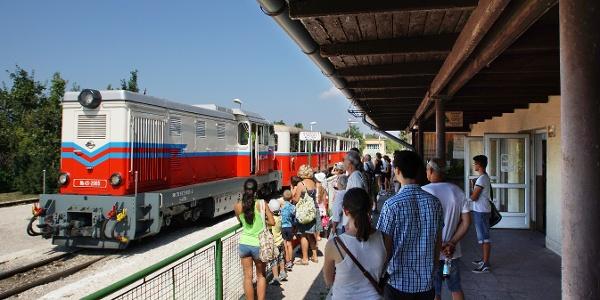 Odchody vlakov