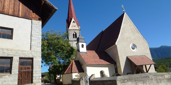 La chiesa di S. Egidio a Rasa