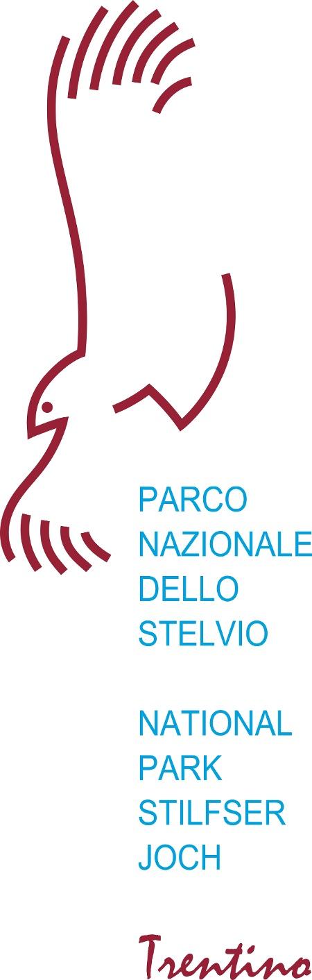 Logo Parco Nazionale dello Stelvio (settore Trentino)