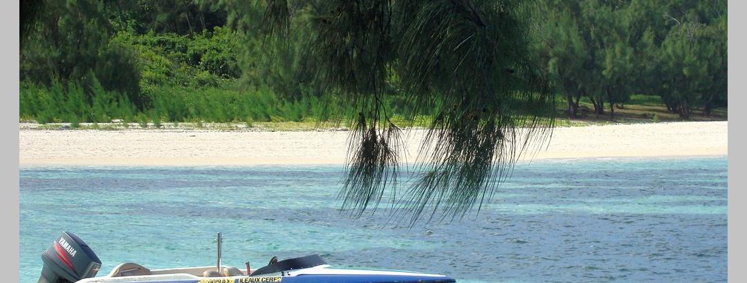 Ile aux Cerf Beach