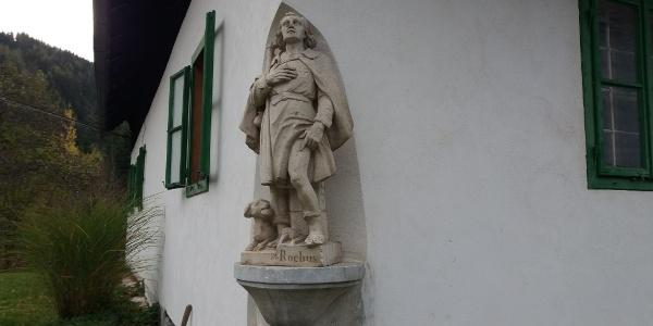 Gehöft Hofbauer: Heiliger Rochus