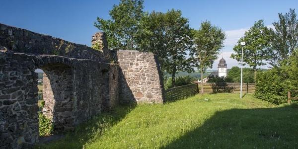 Ruine Michelsburg, Ansicht 2