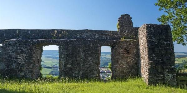 Ruine Michelsburg, Ansicht 3
