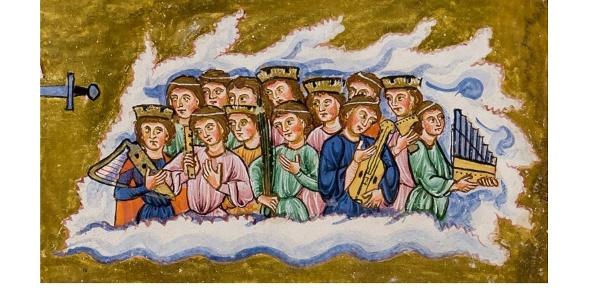 Bildausschnitt aus Liber Divinorum Operum III.7