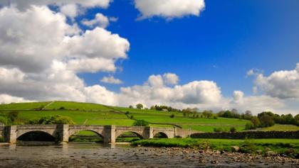 Bridge over River Wharfe