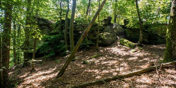 Kalapos-kő a Kőszegi-hegységben