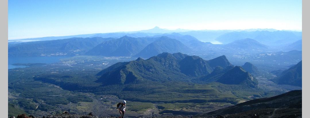 Bergsteigen in Chile
