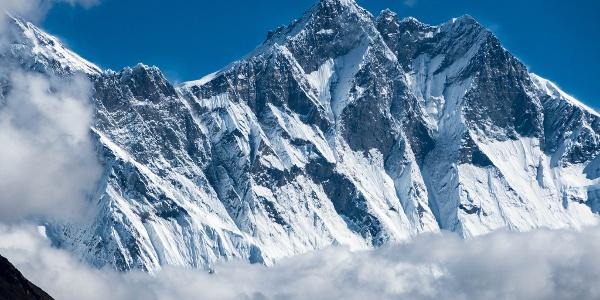 Blick auf den Lhotse