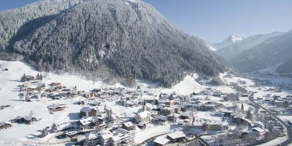 Gaschurn von Gundalatscher Berg