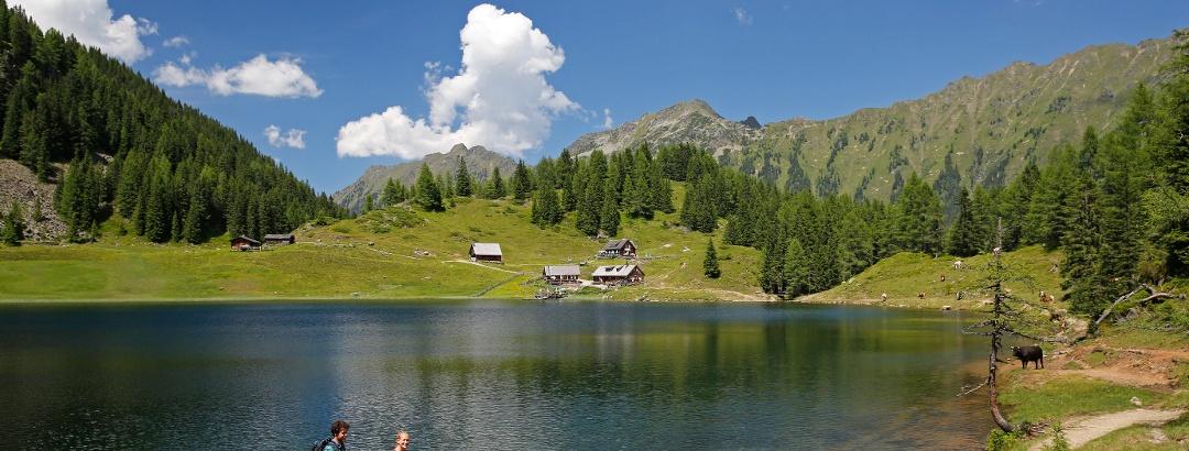 Familienwanderung in der Urlaubsregion Schladming-Dachstein