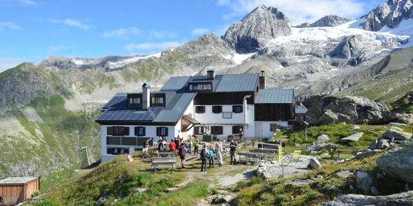 Plauener Hütte - Juwel der Zillertaler Alpen