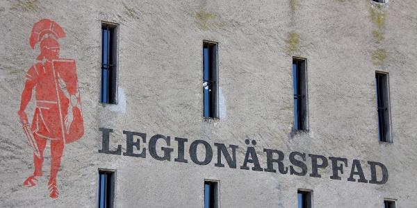Familienziel: Legionärspfad in Windisch.