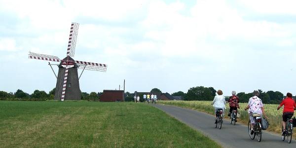 Die Waldfeuchter Windmühle
