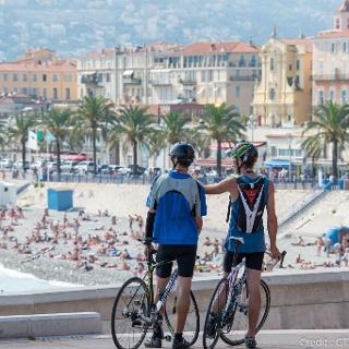 """L'arrivée à Nice, le retour à la """"civilisation"""""""