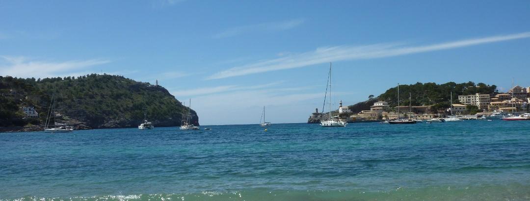 Bucht von Port de Sóller
