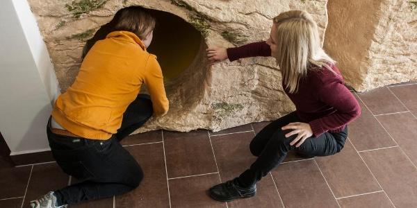 Kúszóbarlang (Tapolcai Tavasbarlang)