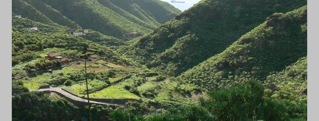 Der Barranco de Igueste
