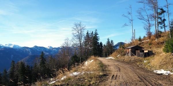 Jagdhütte ~1105m
