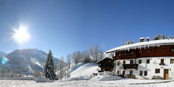 Berg- und Skiheim Brixen im Thale