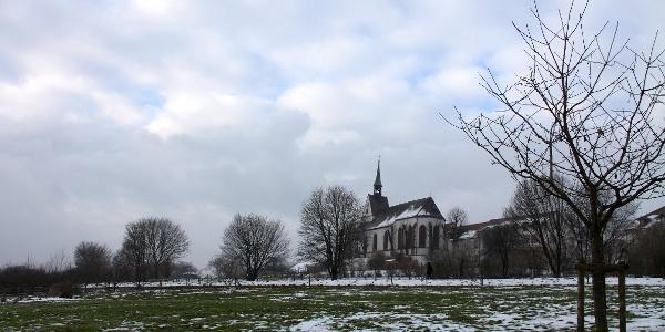 Kirche St. Chrischona.