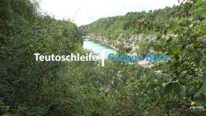 Premiumwanderwege Teutoschleifen   Canyon Blick   Tecklenburger Land   4K