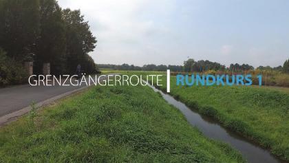Fahrrad Tour #2   Grenzgängerroute Teuto Ems - Rundkurs 1   4K