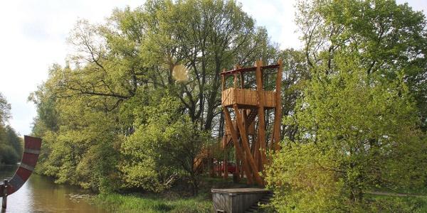 Grenzerlebnisstation in Emlichheim