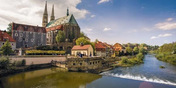 Görlitz, Stadtzentrum